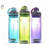 Buy cheap 1000ml plastic sport water bottle water kettle with strainer from wholesalers