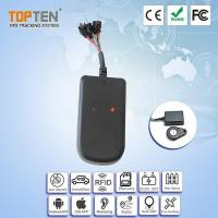 Buy cheap GPS Car Tracker For Teenagers With Speed Governor Speeding Alert Geo Fence from wholesalers