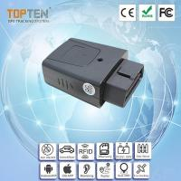 Buy cheap GPS Tracker Fleet Telematics Plug And Play Easy To Install With RFID For Driver Engine Immobilizer from wholesalers