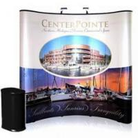 Buy cheap 8' Full Photo Mural Graphic Wrap Pop up Display from wholesalers