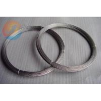 Buy cheap Hafnium wire from wholesalers