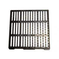 Buy cheap Ductile iron gully grating Class C250 D400 from wholesalers