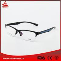 Buy cheap LY-1003 Durable & Lightweight Semi-Rimless TR90 Eyeglass Frame Rx from wholesalers
