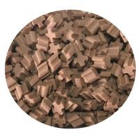 Buy cheap Cross Environmental infilling rubber granules for football grass from wholesalers
