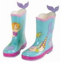 Buy cheap kidscartoonrubberboots from wholesalers