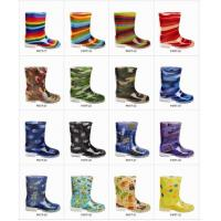 Buy cheap PVCkidranboots,size(20-3#) from wholesalers