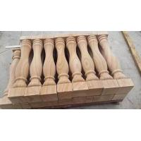 Buy cheap Sandstone Balustrade/baluster/railing In White,beige,yellow Color product