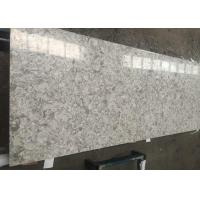 Natural Stone Looking Quartz Composite Worktops , Custom Cut Stone Table Top
