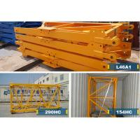 Buy cheap Liebherr Tower Crane Mast Section For Sale product