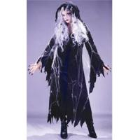 Buy cheap Donut Couples Costumes Adult Spider Web Gauze Ghost Costume product