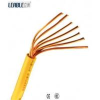 Buy cheap Electrical Wire solid BV cable product
