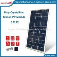 Quality Poly Crystalline Silicon PV Module Solar Panels for sale