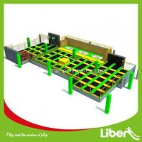 Buy cheap Indoor Adult Trampoline Park for Commercial product