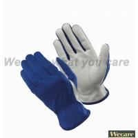 Buy cheap Goatskin working gloves W7211G product