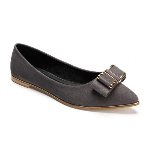 Quality Flats Pointed toe ballet flats AG-FL06 for sale