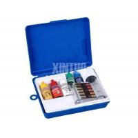 China TK045-way test kit for pool & spa: Chlorine and Bromine, pH, Acid demand, Total Alkalinity on sale