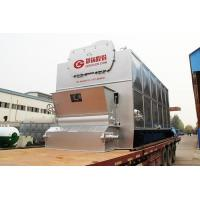 China Horizontal coal steam boiler on sale