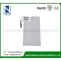Buy cheap Roll Bond Evaporator With Two Tubes product