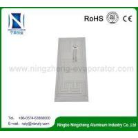 Buy cheap Domestic Refrigeration Aluminum Roll Bond Evaporator product