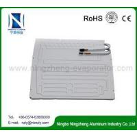 Buy cheap 383*520mm Roll Bond Evaporator For Refrigerator product
