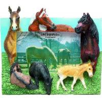 Horse Picture Frame - Horses and Colts