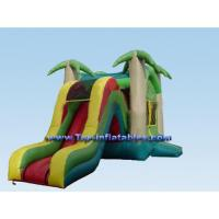 Buy cheap Inflatable Castles Jungle Combo product