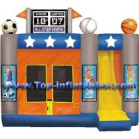Buy cheap Inflatable Castles All Star Arena product