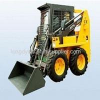 China JC70 Longdy Brand Wheel Skid Steer Loader on sale
