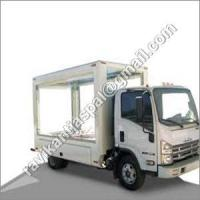 Mobile Advertising Vehicle Mobile Advertising Vehicle Body