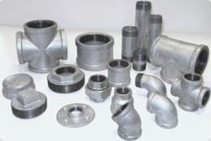 Quality Galvanized Malleable 150# Pipe Fittings for sale