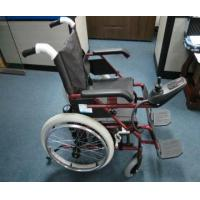 Electrically Operated Wheelchair