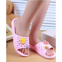 China Massage at home sandy beach slipsole slippers for women wholesale