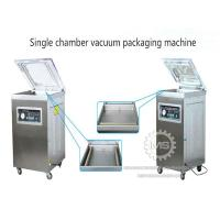 Buy cheap Commercial automatic food vacuum packaging machine product