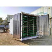 Buy cheap Container Type Hydroponic System/MS-1000 Greenhouse Sprout Machine product