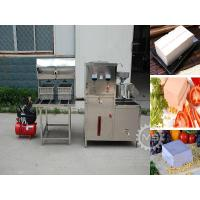 Buy cheap Stainless steel automatic tofu machine product