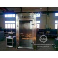 Buy cheap Meat processing machinery Small business automatic bacon making machine /smoke oven from wholesalers