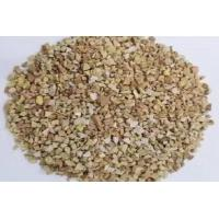 Buy cheap Earthy yellow EPDM granules infill product