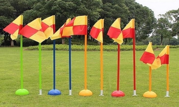Quality Corner flags for sale