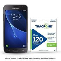 Buy cheap TracFone Samsung Galaxy J3 Sky 4G LTE Prepaid Smartphone with Free $30 Airtime Bundle product