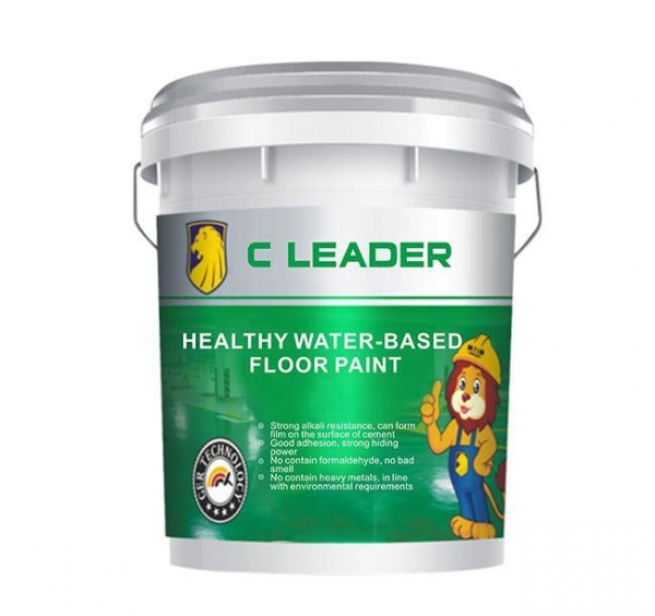 Primer healthy water based floor paint s6150 51466381 for Exterior wood water based primer
