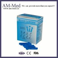 Buy cheap Rapid Test Products Blood Glucose Lancet product