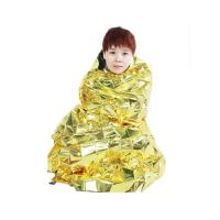 Buy cheap Mountain Climbing Silver-silver 12 Micro Thickness Mylar Emergency Blanket Easy-carried product