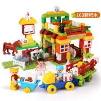 Buy cheap Zoo Theme Environmental Building Blocks Toys For Kids product