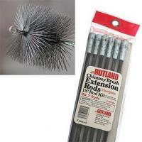 Buy cheap Chimney Sweep Square Wire Brush Kit product