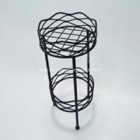 Buy cheap Metal Wire Planter Holder For Garden Decoration product