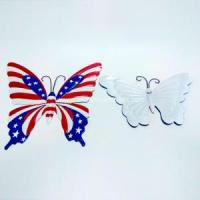 Buy cheap Butterfly Metal Wall Arts For Home Decor product