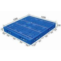 Double Faced Style Heavy Duty Plastic Pallet Euro Pallet for Euro Pallet Making/stackable Plastic Pa