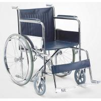 China STEEL MANUAL WHEELCHAIR ITEM NO:LC809 wholesale