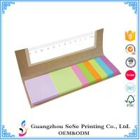 China Custom combined sticky note pad memo pad printing on sale
