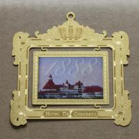 Buy cheap Photo-Printing 2D Metal Ornament product